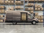Форд Транзит Van 2.2 TDCi MT (R470EL 155 Ambiente Hight)