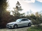 Мерседес-Бенц C 63 AMG 4.0 AT S