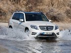 Мерседес-Бенц GLK 220 2.1 AT CDI 4MATIC BlueEFFICIENCY (X204)